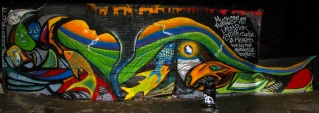 5 Pointz with Tony Carter. Thank you to Lady Pink, Cycle, Smith, Meres 2010